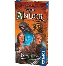 KOSMOS Legends of Andor - New Heroes Expansion