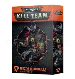 Citadel Kill Team: Commander Gitzog Wurldkilla