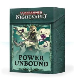Warhammer Underworlds: Nightvault - Power Unbound Cards