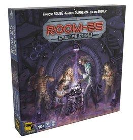 Room 25 - Escape Room Expansion