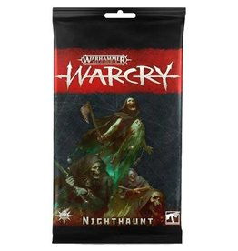 Warcry: Nighthaunt Cards