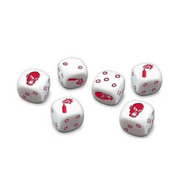 Zombicide Dice -