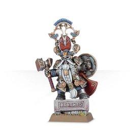 AoS: Warden King (Bellegar Ironhammer)