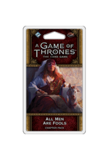 Asmodee - Fantasy Flight Games A Game of Thrones LCG (Second Edition): All Men are Fools Chapter Pack