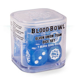 Blood Bowl: Elven Union Dice