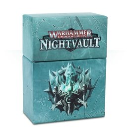 Warhammer Underworlds: Nightvault - Deck Box