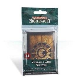 Warhammer Underworlds: Nightvault - Zarbag's Gitz Sleeves