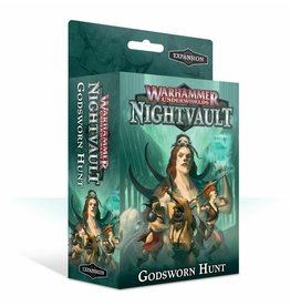 Warhammer Underworlds: Nightvault - Godsworn Hunt Expansion