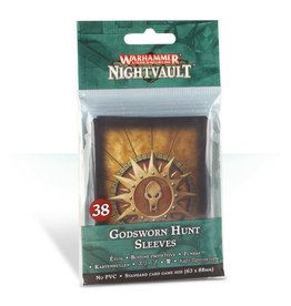 Warhammer Underworlds: Nightvault - Godsworn Hunt Cards Sleeves