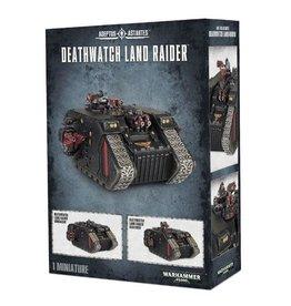 Adeptus Astartes: Deathwatch Land Raider