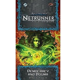 Android Netrunner LCG: Democracy and Dogma Data Pack