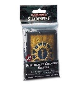 Warhammer Underworlds: Shadespire - Steelheart's Champions Sleeves