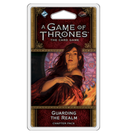 A Game of Thrones LCG (Second Edition): Guarding the Realm Chapter Pack