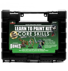 Learn to Paint Kit: Core Skills