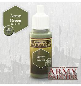 Warpaint: Army Green