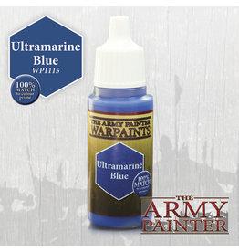 Warpaint: Ultramarine Blue