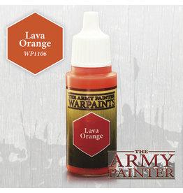 Warpaint: Lava Orange