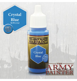 Warpaint: Crystal Blue