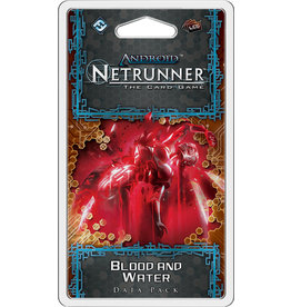 Android Netrunner LCG: Blood and Water Data Pack