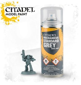 Mechanicus Standard Grey (Spray)
