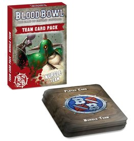 Blood Bowl: Nurgle Team Card Pack