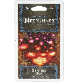 Android Netrunner LCG: Station One Data Pack