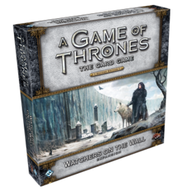 A Game of Thrones LCG (Second Edition): Watchers on the Wall Expansion