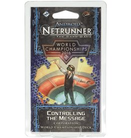 Android Netrunner LCG: 2016 World Championship Corp Deck