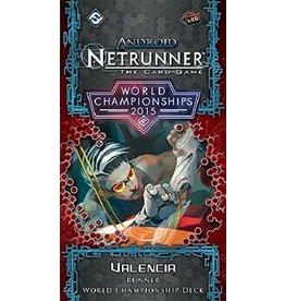 Android Netrunner LCG: 2015 World Champion Runner Deck