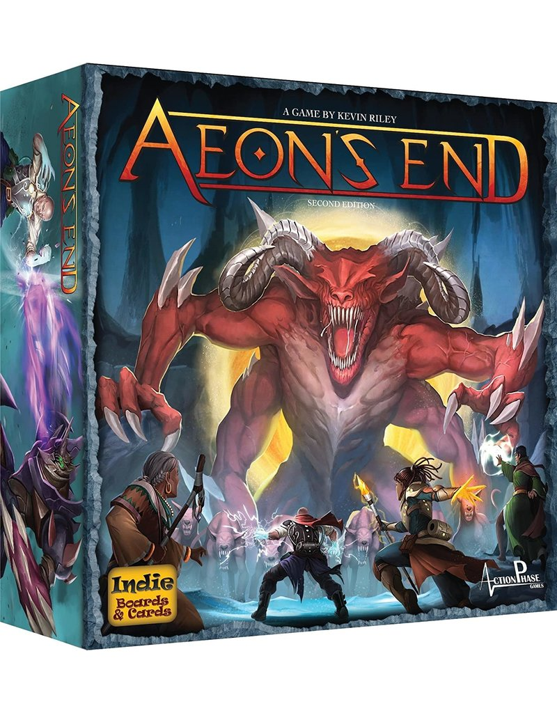 Indie Boards & Cards Aeon's End (Second Edition)