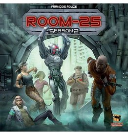 Room 25 - Season Two Expansion