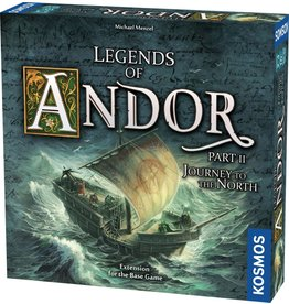Legends of Andor - Part II: Journey to the North