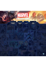 Asmodee - Fantasy Flight Games Marvel Champions LCG: 1-4 Player Game Mat