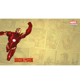 Marvel Champions LCG: Iron Man Game Mat