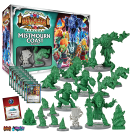 Super Dungeon Explore - Mistmourn Coast Expansion
