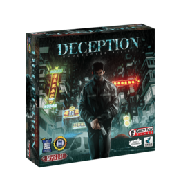 Deception: Murder in Hong Kong - Undercover Allies Expansion