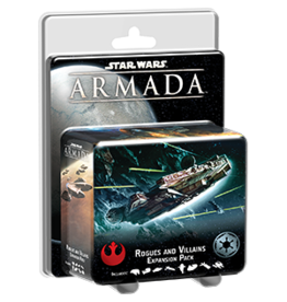 Armada: Rogues and Villains Expansion Pack