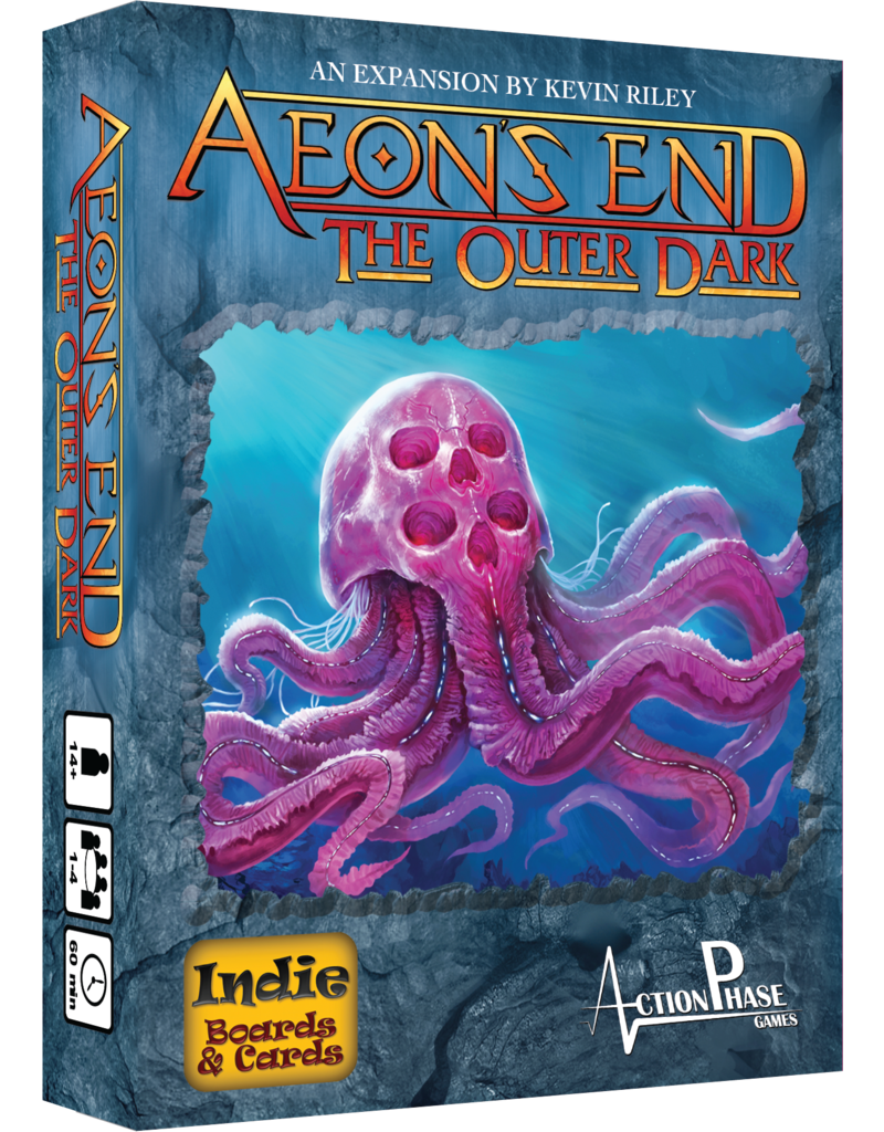 Indie Boards & Cards Aeon's End (Second Edition): The Outer Dark