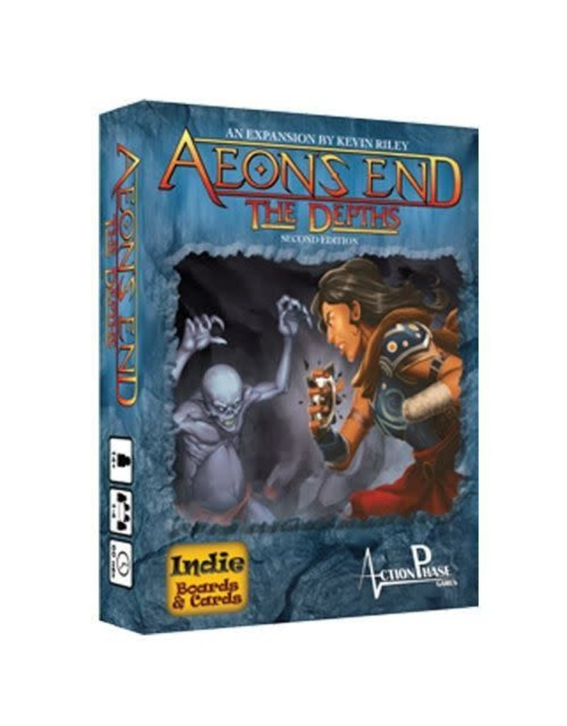 Indie Boards & Cards Aeon's End (Second Edition): The Depths