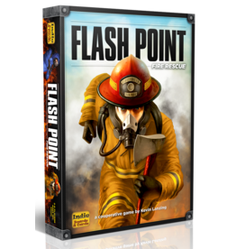 Flash Point Fire Rescue (Second Edition)