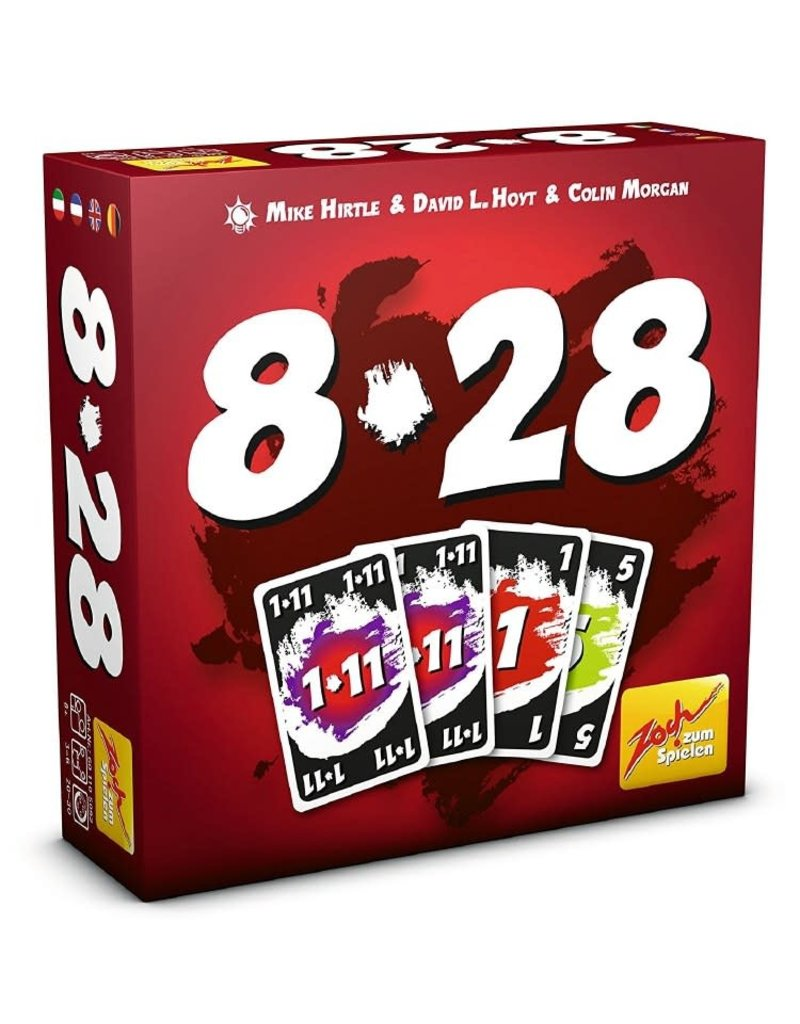 Zoch Games 8-28 Card Game