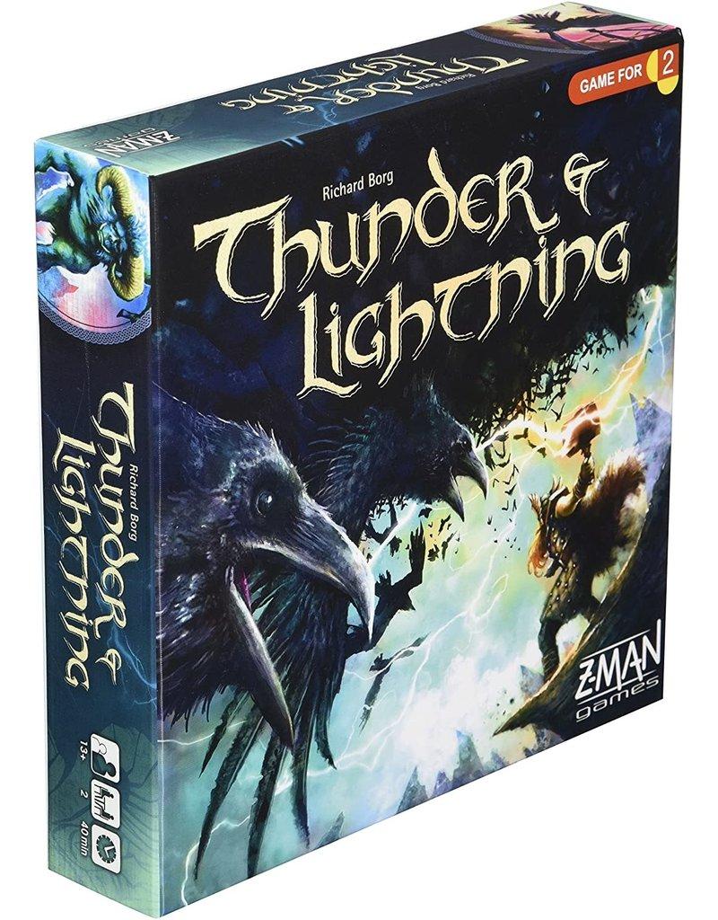 Asmodee - Z-Man Games Thunder and Lightning