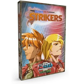 BattleCON: Strikers Exp