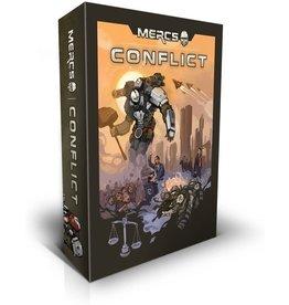 Mercs Conflict
