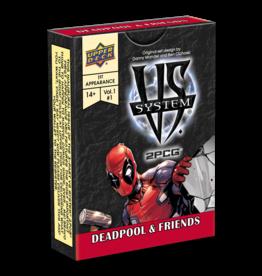 VS System 2PCG: Deadpool & Friends