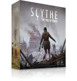 Stonemaier Games Scythe: Rise of Fenris Expansion
