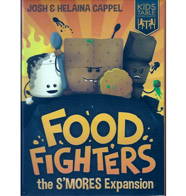Food Fighters: The S'mores Expansion
