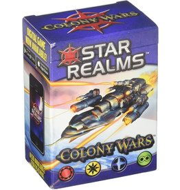 White Wizard Star Realms: Colony Wars