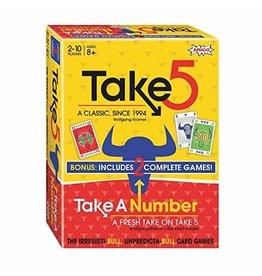 Take 5/Take a Number Bonus Pack