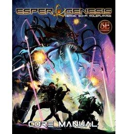 Esper Genesis: Core Manual (5E Compatible)